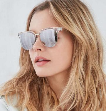 UO Diesel Flash Frame Sunglasses