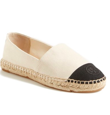 Tory Burch Canvas Espadrille