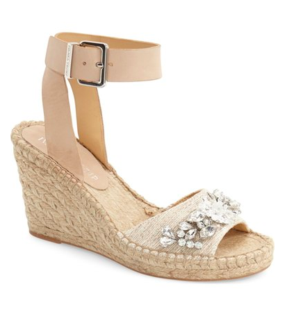 Ivanka Trump Espadrille Wedge