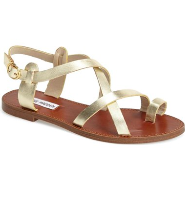 We're Price Matching! Steve Madden 'Agathist' Leather Ankle Strap Sandal