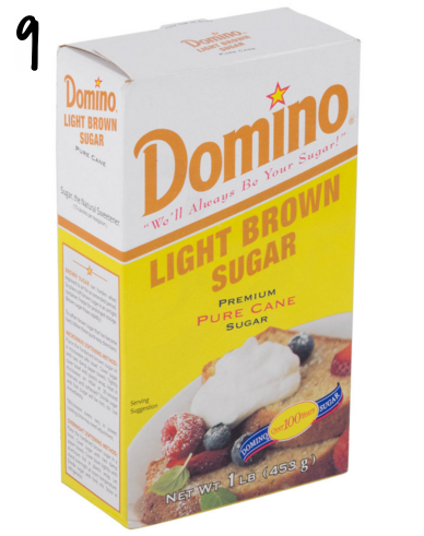 Domino brown sugar