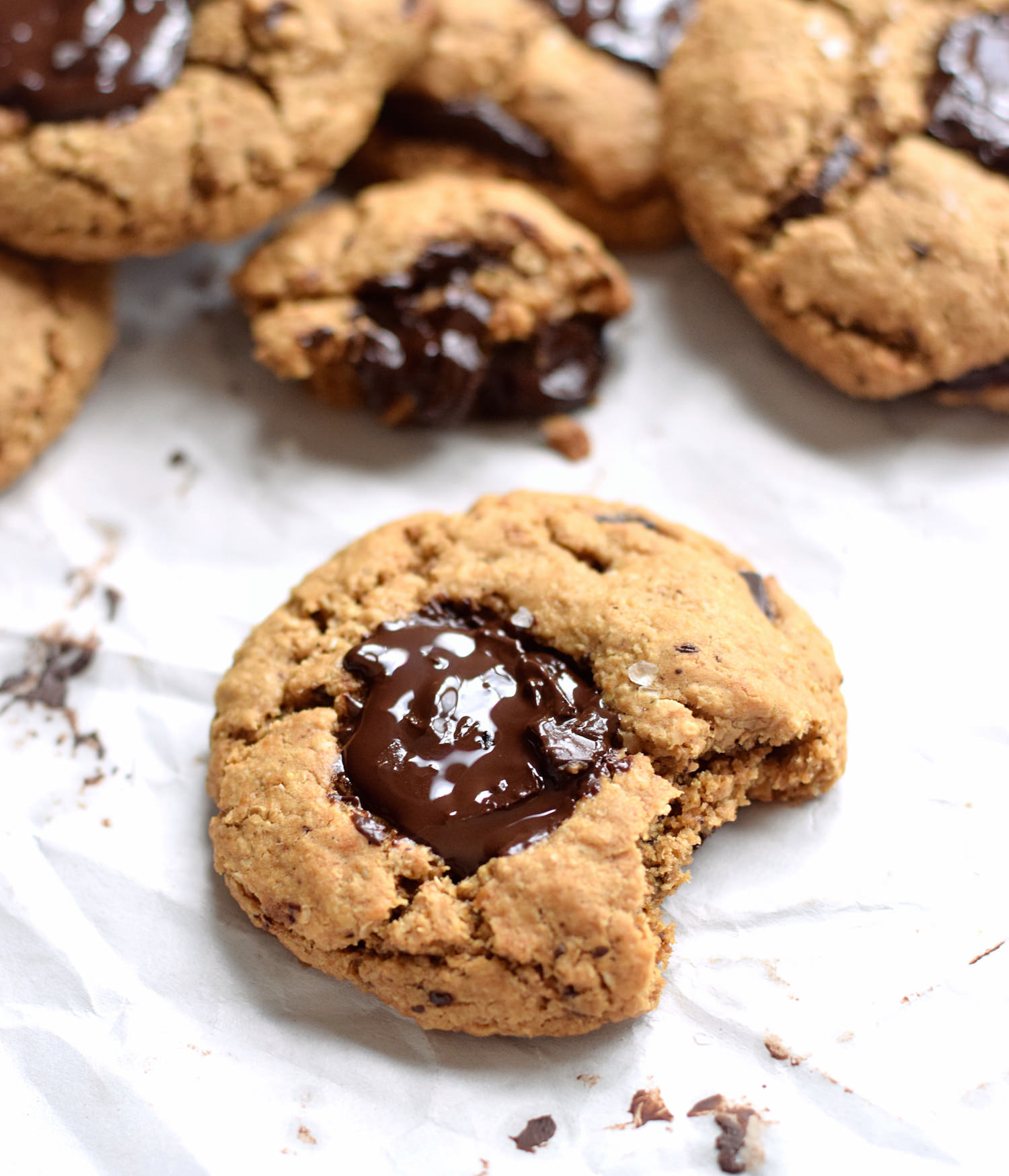 Salt and Pepper Cookies