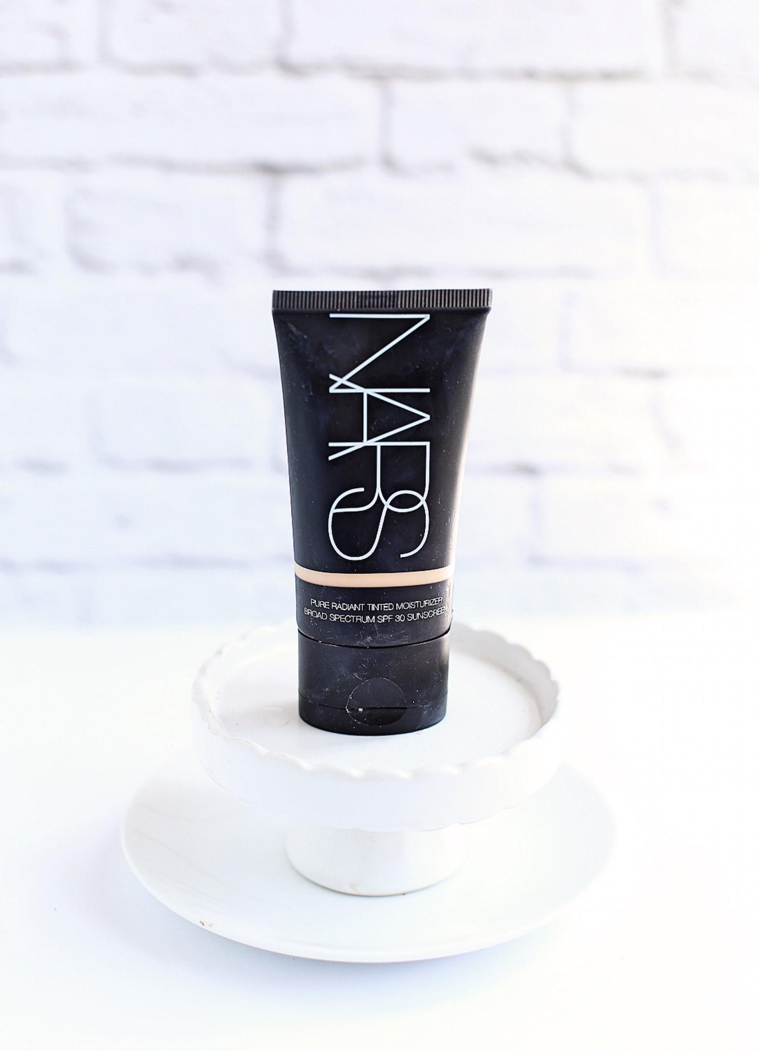 My 10 New Favorite Beauty Products - Nars Tinted Moisturizer | TrufflesandTrends.com