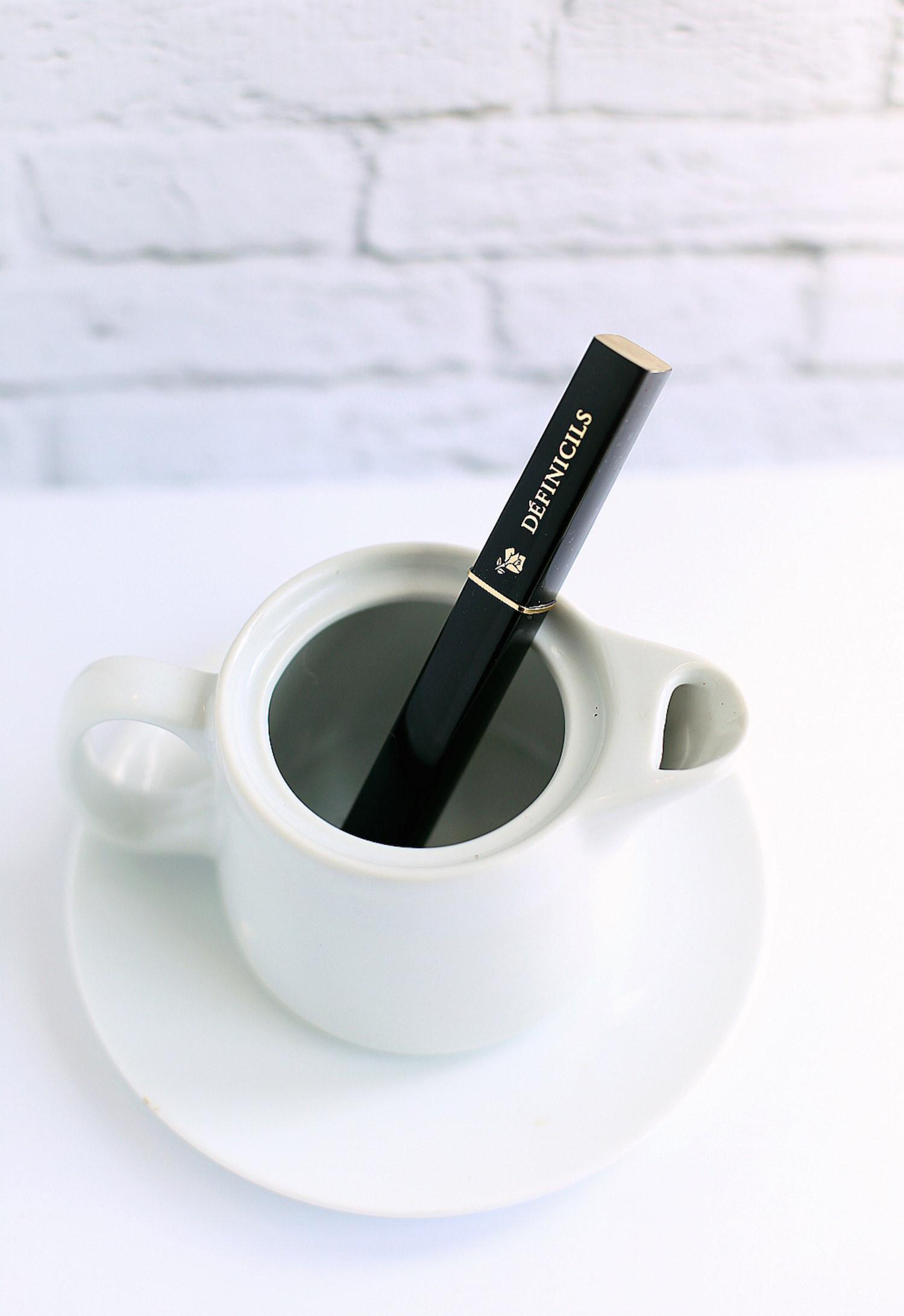 My 10 New Favorite Beauty Products - Lancome Definicils Mascara | TrufflesandTrends.com