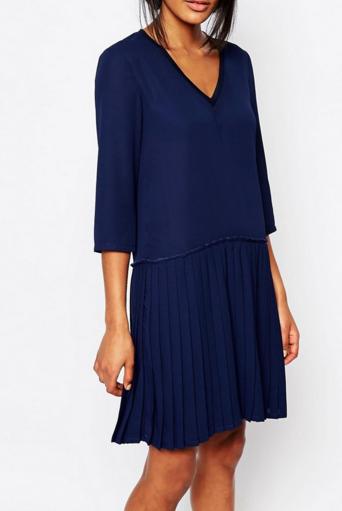 Y.A.S Aya Pleated Dress