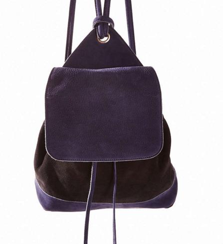 Silence + Noise Knot Strap Mini Backpack