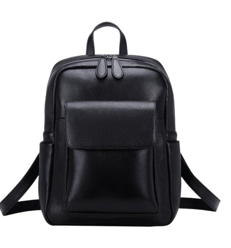 HESHE Womens Vintage Casual Backpack Daypack
