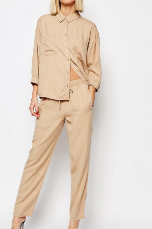 Selected Nevia Relaxed Pants