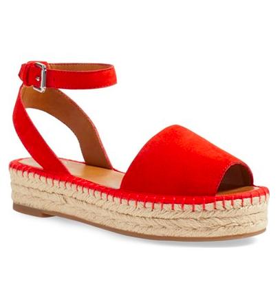 SARTO By Franco Sarto 'Ravenna'  flatfrom sandal