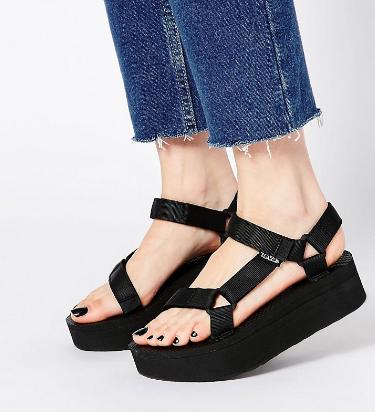 Teva 'Universal' Flatform Sandal