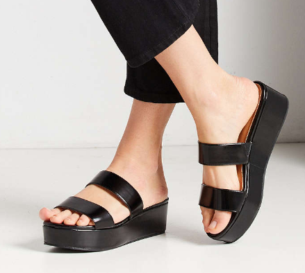 UO Jan Flatform Sandal