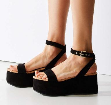 Sam Edelman Henley Platform Sandal