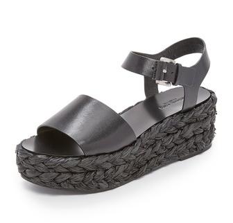Michael Kors Collection Eldridge Flatform Sandals