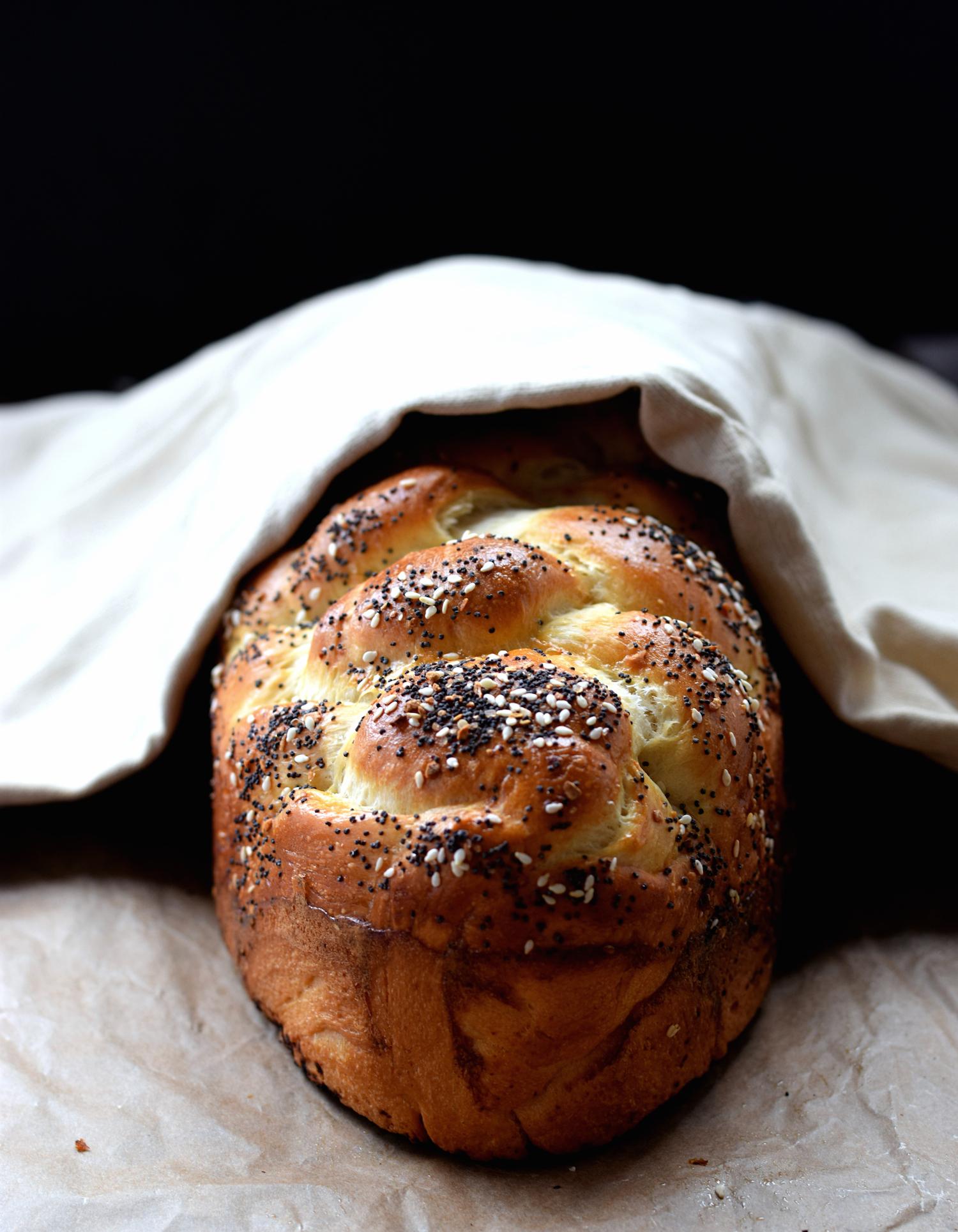 Traditional Challah Bread | TrufflesandTrends.com