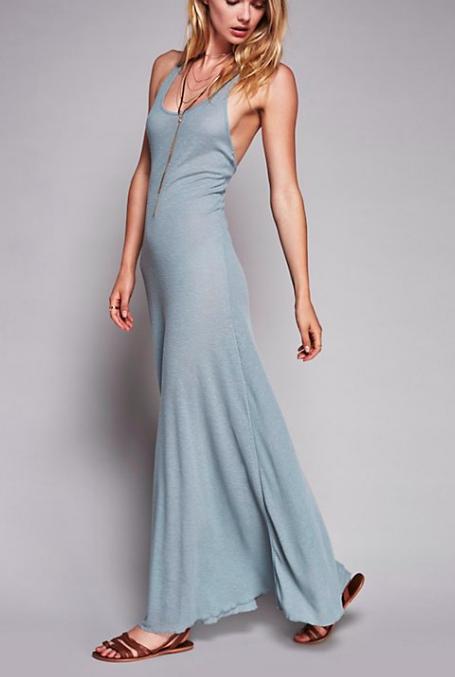 FP Girlfriend Maxi dress