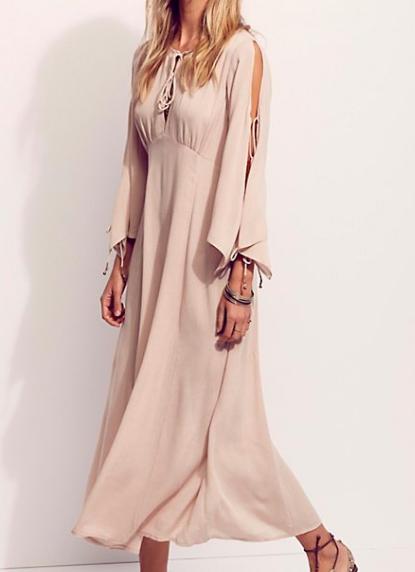 FP PRETTIEST THING MAXI DRESS