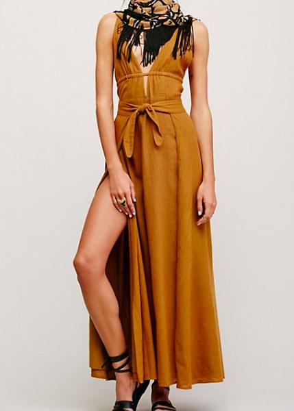 FP MIDNIGHT SUN MAXI DRESS