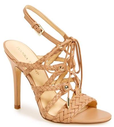 Ivanka Trump 'Hera' Sandal