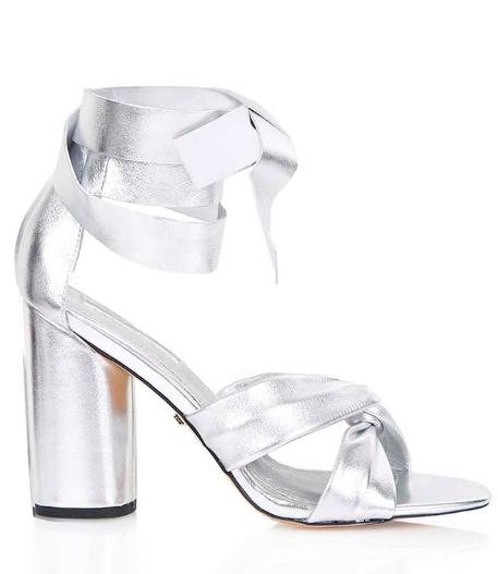 Topshop ROSETTA Soft Knot Shoe