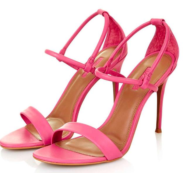 Topshop ROMEO Soft Two-Part Sandals