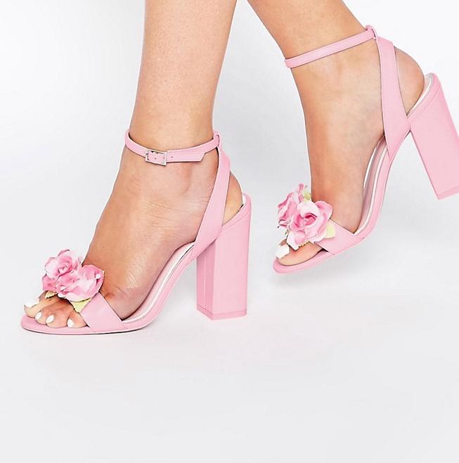 ASOS HUMOR Heeled Sandals