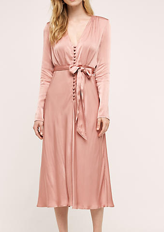 Rose Dawn Dress by Ghost