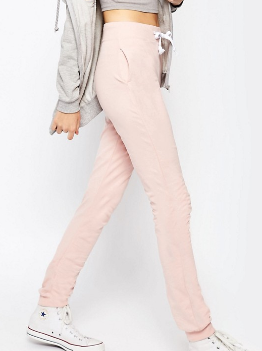 ASOS TALL Lightweight Joggers with Contrast Tie
