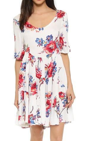 Somedays Lovin True Romance Floral Dress