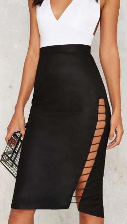 Love on the Side Mini Skirt