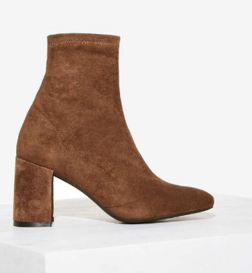 Jeffrey Campbell Cienega Ankle Boot - Taupe