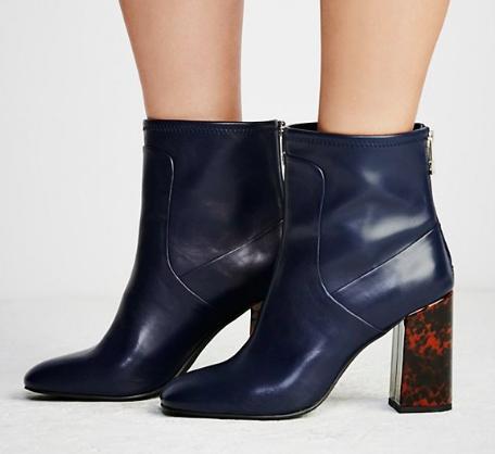 Modern Days Heel Boot