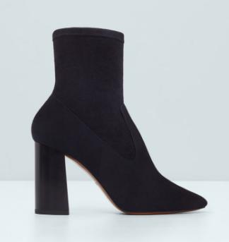 Mango PREMIUM - Leather ankle boots