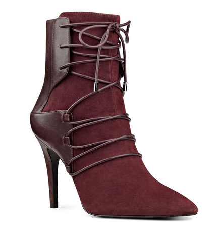 THISISIT POINTY TOE BOOTIES