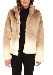Sanctuary Fur Chubby Jacket