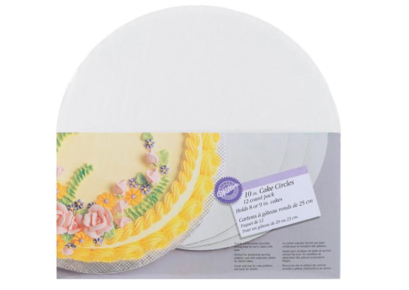 Cake Boards - 8 More Bonus Baking Tools   TrufflesandTrends.com