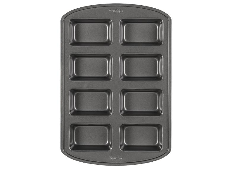 Mini Loaf Pans - 8 More Bonus Baking Tools | TrufflesandTrends.com