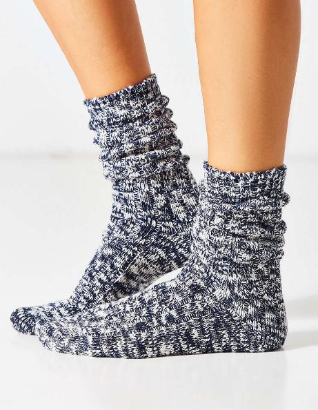 UO Marled Boot Sock