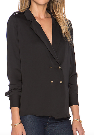 THE MILITARY BLOUSE L'ACADEMIE