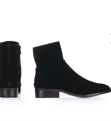 KLASH Suede Sock Boot
