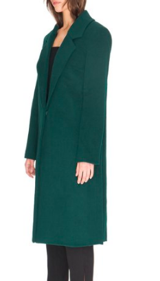 A Better Tomorrow' Long Coat C/MEO COLLECTIVE