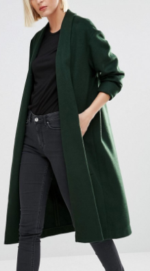 Weekday Knitted Cocoon Coat