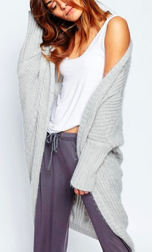 Stitch & Pieces Cocoon Cardigan