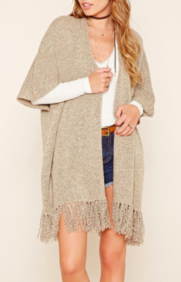 Forever 21 Knit Cardigan Sweater