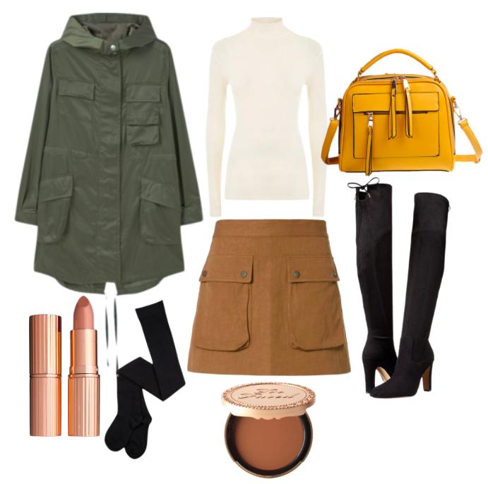 One Parka Jacket, Styled 3 Ways   TrufflesandTrends.com