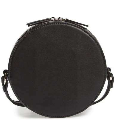 BP. Canteen Faux Leather Crossbody Bag