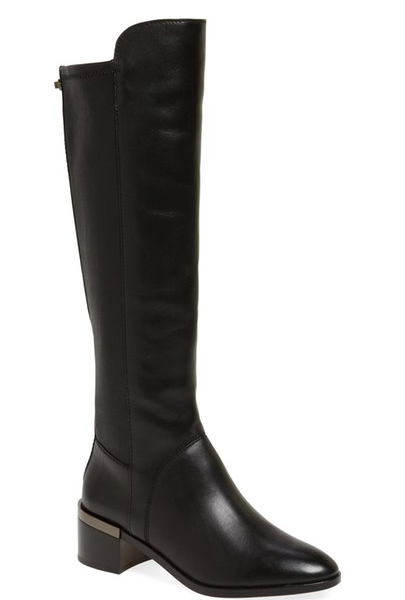 COACH 'Ryder' Knee High Boot