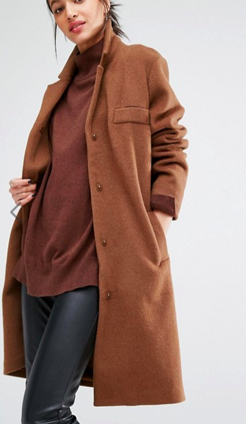 Just Female Levy Coat