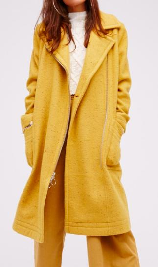 FP Audree Overcoat