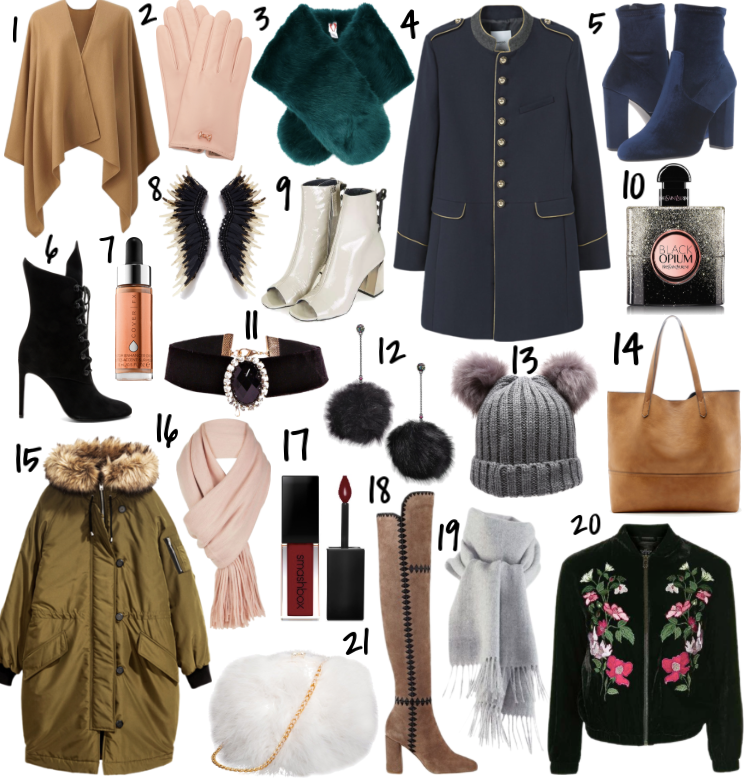 Winter Shopping, 2016 | TrufflesandTrends.com