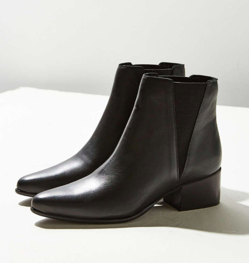 Pola Leather Chelsea Boot